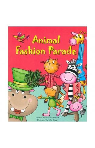 Animal Fashion Parade - Paperback