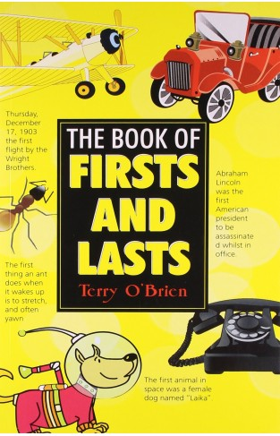 Book of Firsts & Lasts