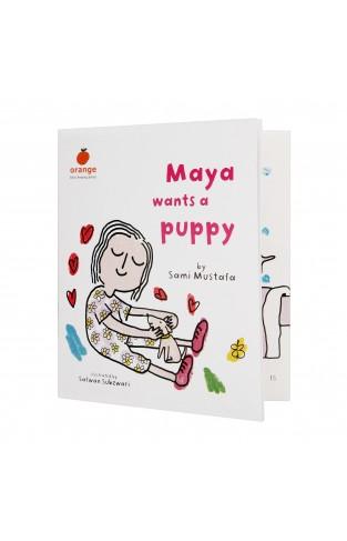 Maya Wants a Puppy