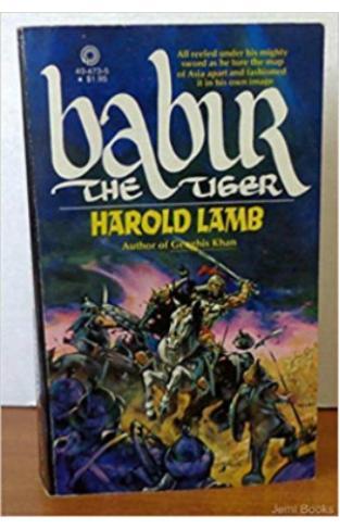 Babur the Tiger - Urdu Translation