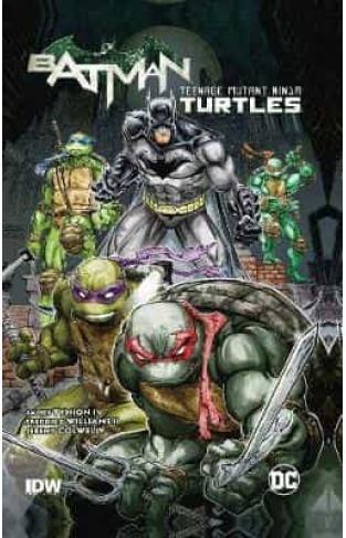 Batman/Teenage Mutant Ninja Turtles Vol. 1 - (PB)
