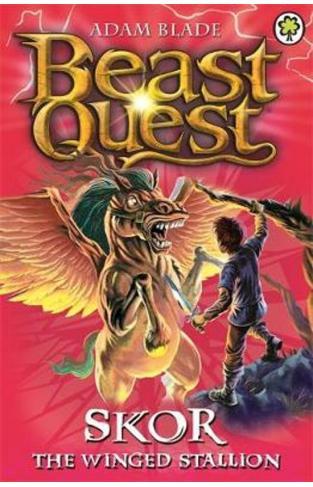 Beast Quest: (Series 3 Book 2) Skor the Winged Stallion - (PB)