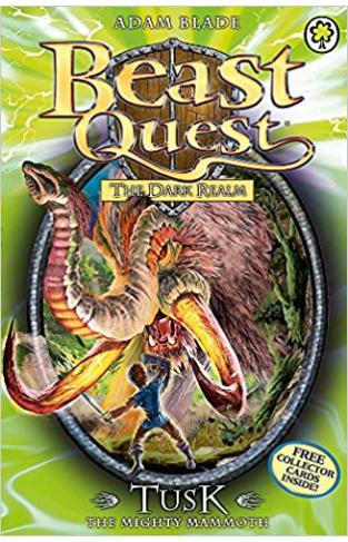 Beast Quest: (Series 3 Book 5) Tusk the Mighty Mammoth - (PB)