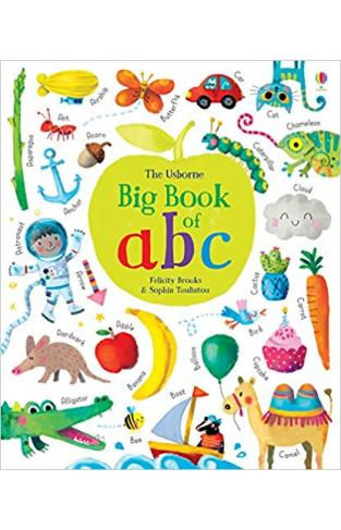 Big Book of ABC - Board book