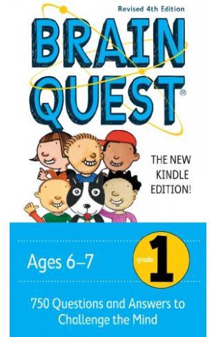 Brain Quest Grade 1 - (BOX)