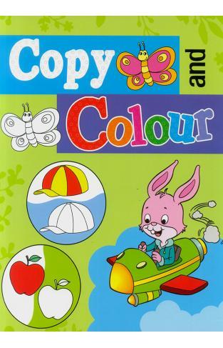 Copy and Copy Green - (PB)