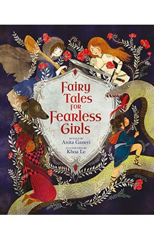 Fairy Tales for Fearless Girls - Hardcover