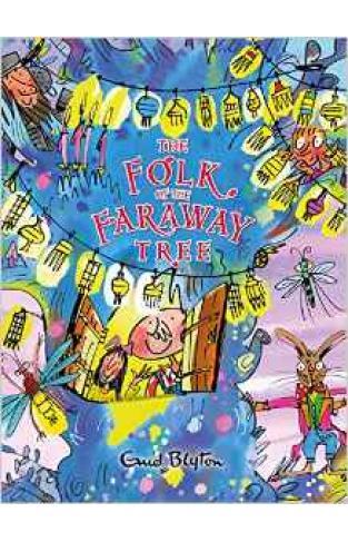 Folk of the Faraway Tree - (PB)