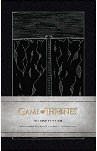 Game of Thrones: Night's Watch Journal Stationery