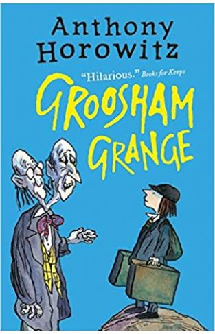 Groosham Grange -  Paperback