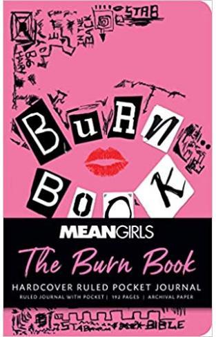 Mean Girls: The Burn Book Ruled Pocket Journal