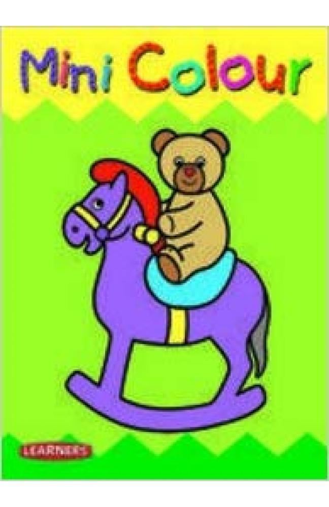 Mini Colour Rocking Horse