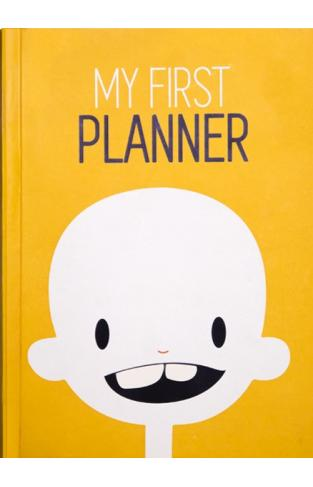 My First Planner: Daily Schedule for Kids