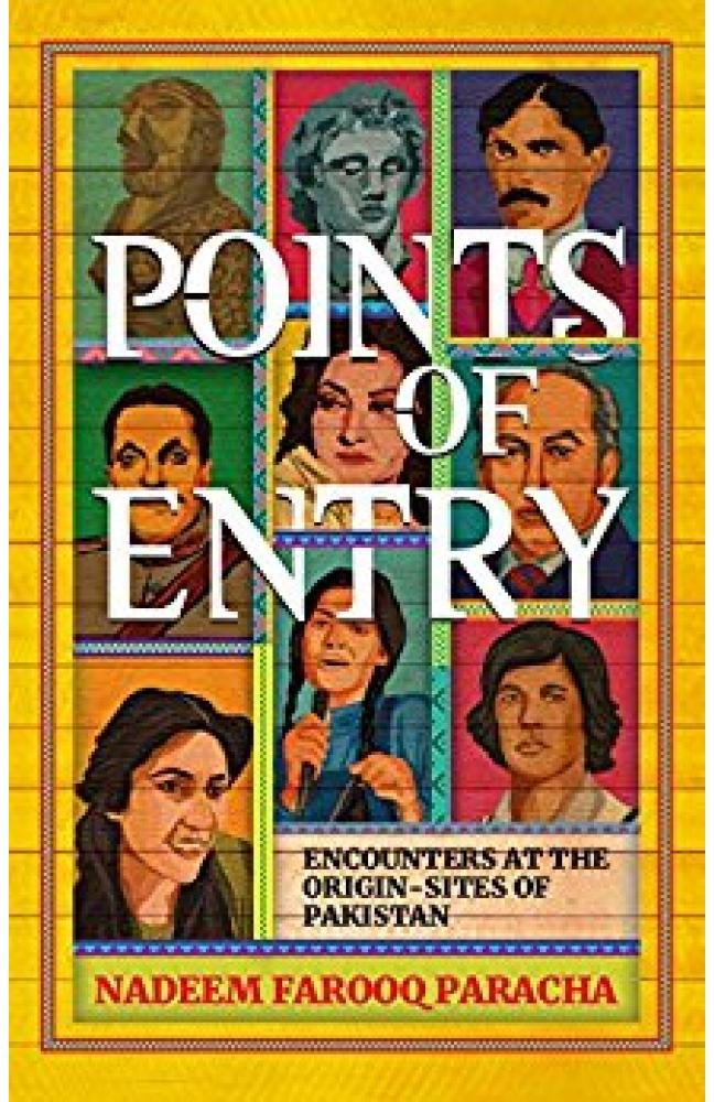 Points of Entry Encounters at the Origin Sites of Pakistan