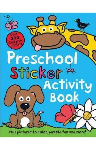 Preschool Color & Aivity Book