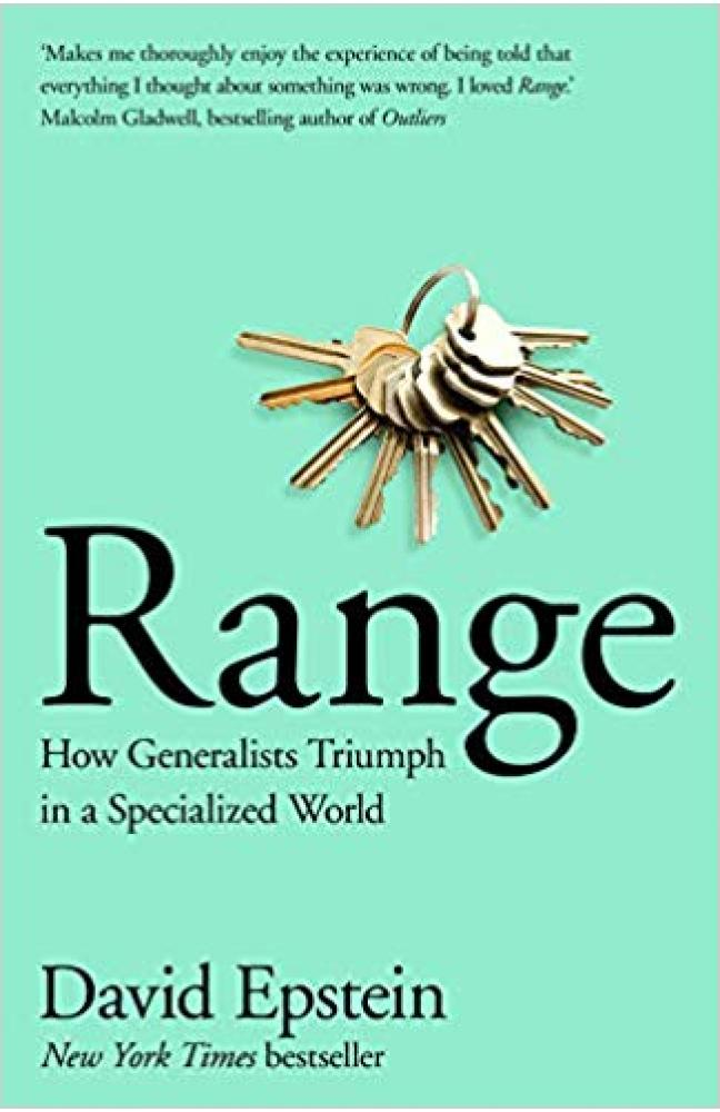 Range: How Generalists Triumph in a Specialized World - Paperback
