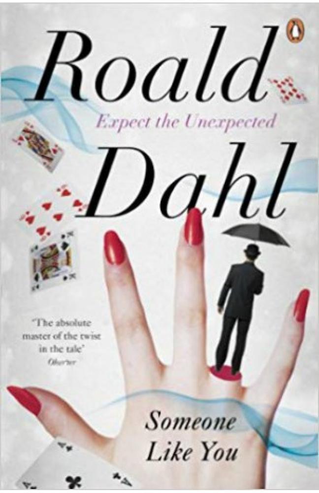 Roald Dahl: Someone Like You