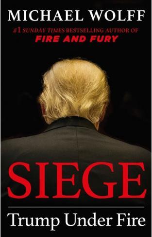 Siege: Trump Under Fire - (TPB)