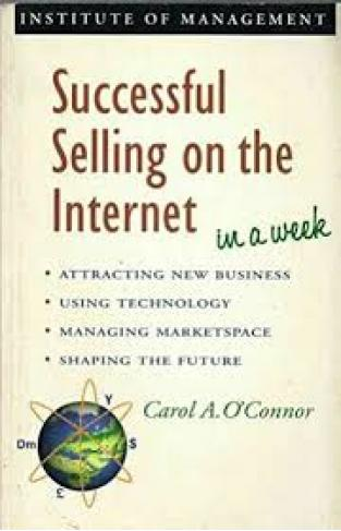 Successful selling on the internet