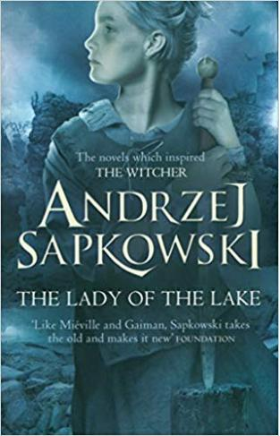 The Lady of the Lake - (Witcher 5) - (PB)