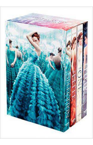 The Selection 4 Book Box Set The Selection The Elite The One The Heir