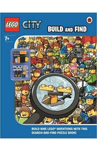 LEGO CITY: Build and Find with Minifigure