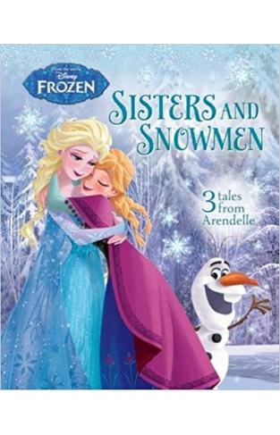 Disney Frozen Sisters and Snowmen