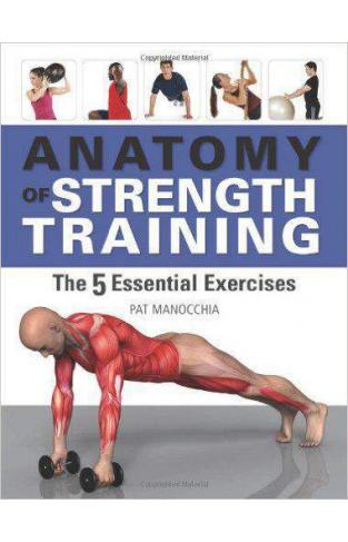 Anatomy Of Strength Training The Five Essential Exercises