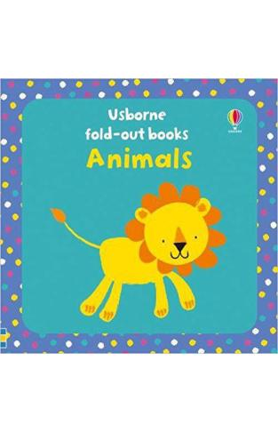 Animals (Fold Out Books)