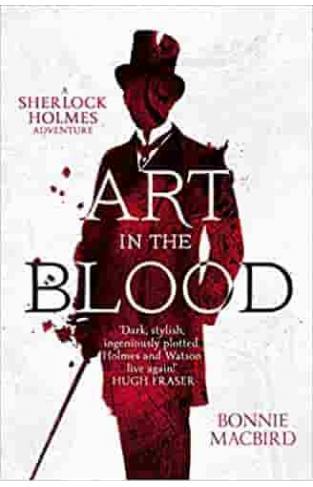 Art in the Blood: A Sherlock Holmes Adventure (Sherlock Holmes Adventures)  -  Paperback