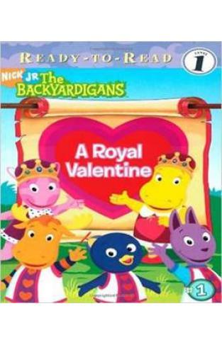 Backyardigans RTR 01 Royal Val (Ready-To-Read Backyardigans - Level 1)