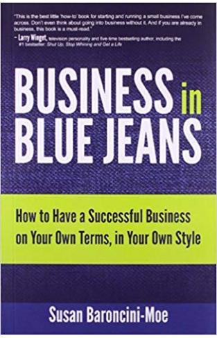 Businein Blue Jeans
