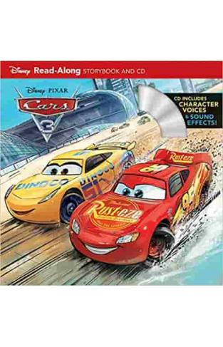 Cars 3 Read-Along Storybook and CD
