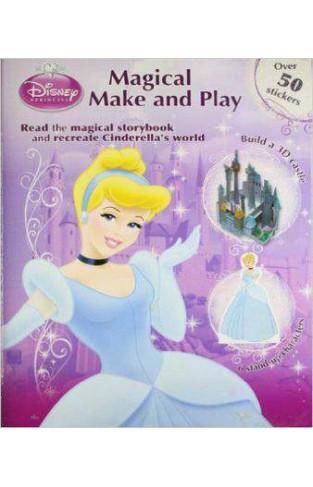 Cinderella Make and Play   -  Spiral-bound