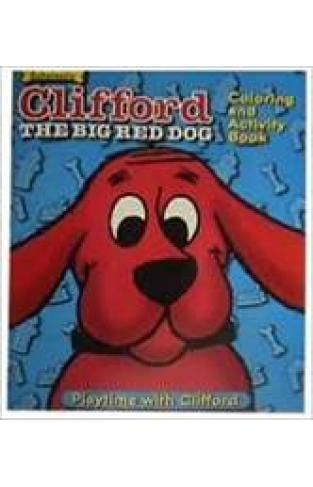 Clifford The Big Red Dog Activity Book