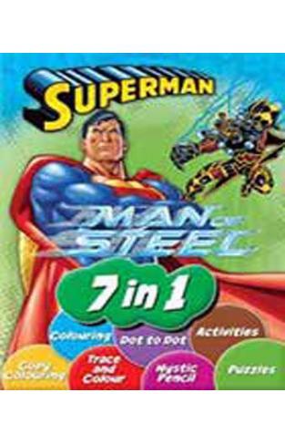 Create a Space Superman