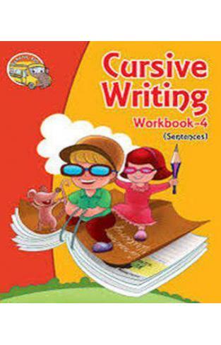 Cursive Writing Workbook-4