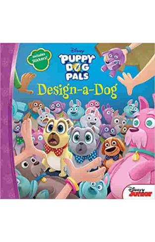 Design-a-dog (Puppy Dog Pals)