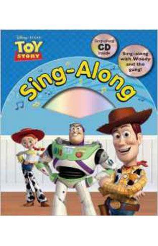 Disney Toy Story Sing Along (Disney Singalong)