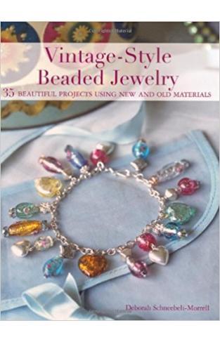 Vintage-style Beaded Jewelry