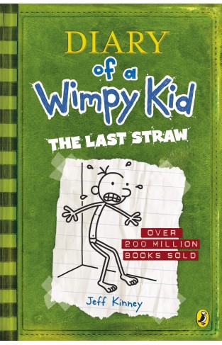 Diary Of A Wimpy Kid The Last Straw