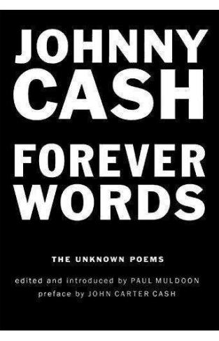 Forever Words The Unknown Poems -