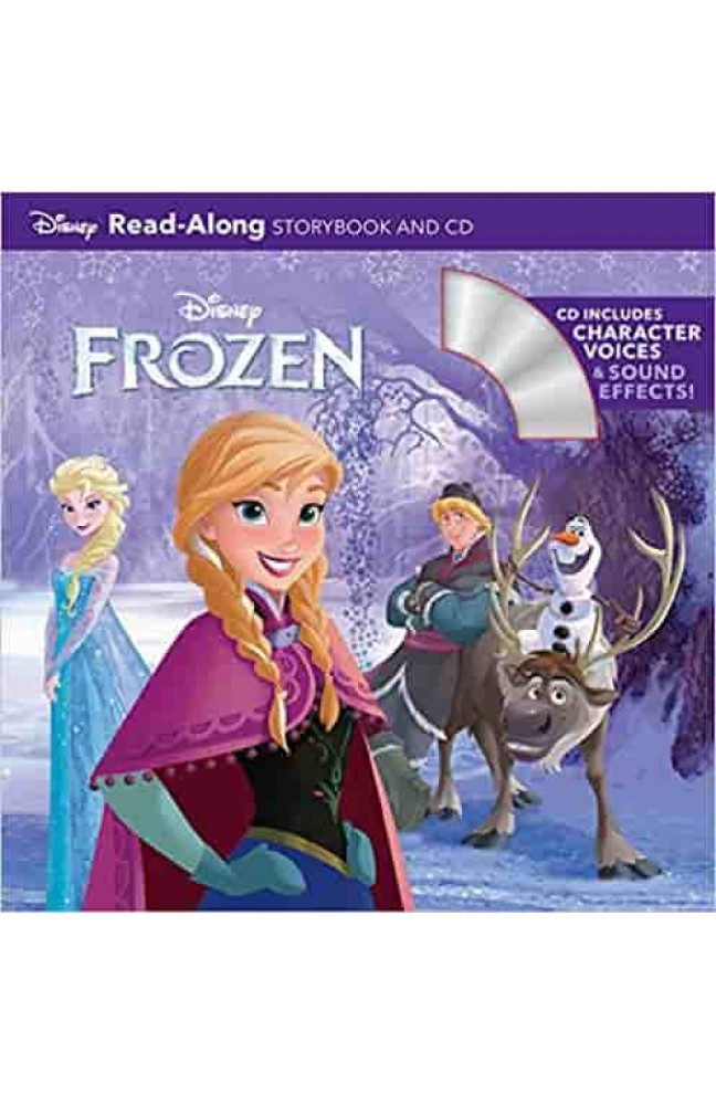 Frozen (Read-Along Storybook and CD)