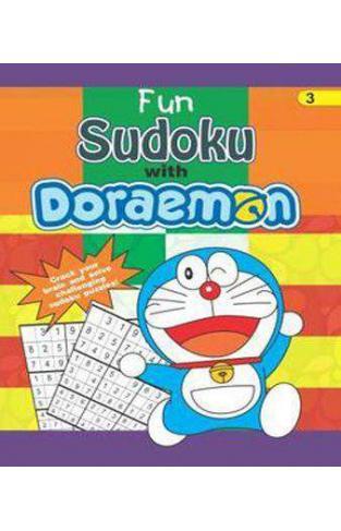 Fun sudoku with doraemon 3