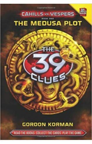 The 39 Clues Cahills vs Vespers Book 1: The Medusa Plot