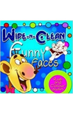 Wipe And Clean: Funny Faces