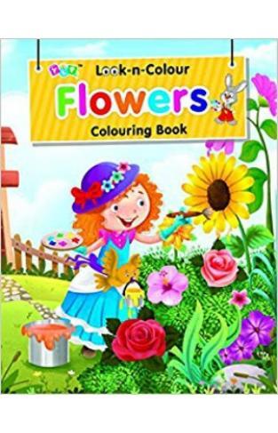 Look-n-Colour Flowers
