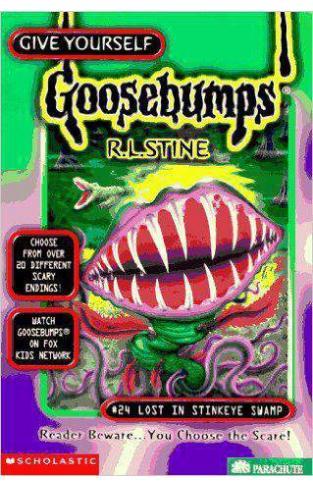 Lost in Stinkeye Swamp Give Yourself Goosebumps