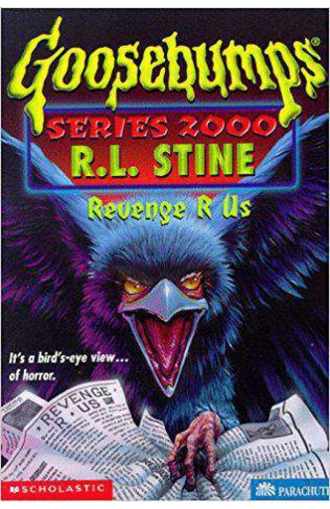 Revenge R Us Goosebumps Series 2000