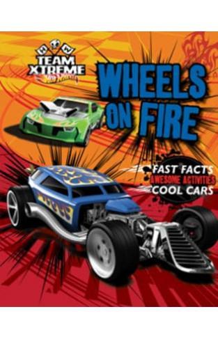 Hot Wheels Wheels on Fire